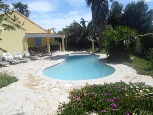 Three-Bedroom Villa Swimming Pool - Private PAL.CR