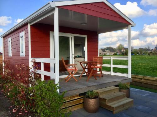 Friesland-cottage