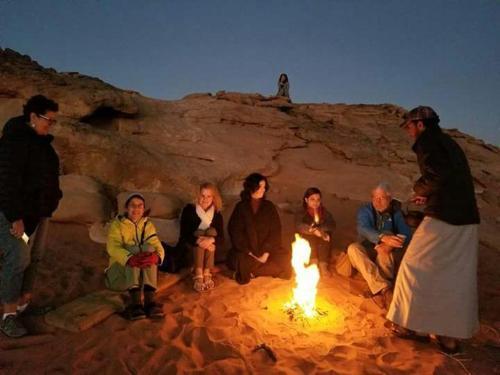 Aladdin Bedouin Camp & Tour