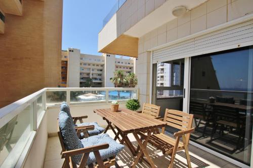 Beach front - luxury 4.5 rooms sea & sun project