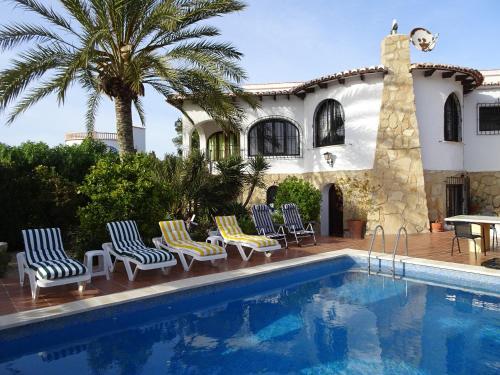 Casa Andalus Holiday Villa