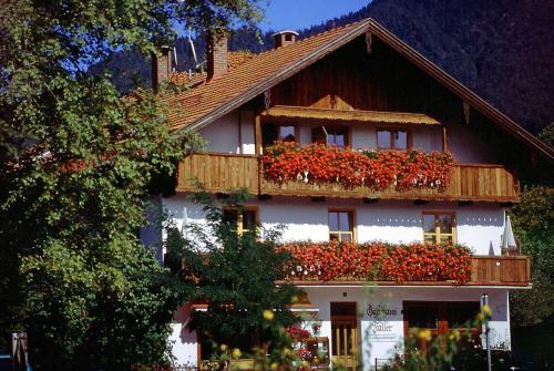 Gästehaus Faller - Apartment 1 mit Bergblick [#76290]
