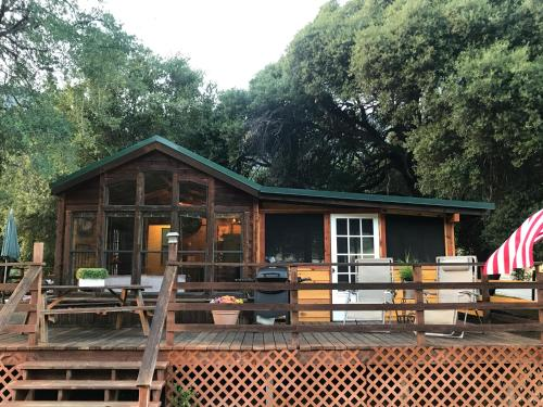 sequoia cabin rental