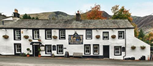 The Horse and Farrier Inn and The Salutation Inn Threlkeld Keswick