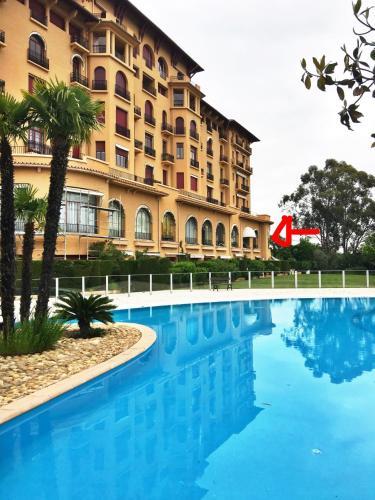 Luxury Loft duplex vu Mer (Old Golf Palace*****)