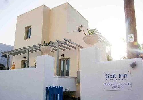 Sail Inn, studios and apartments