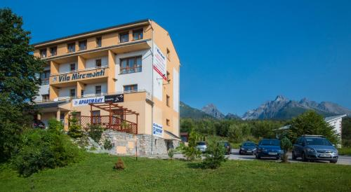 b311fa7364 10 najlepších lacných hotelov vo Vysokých Tatrách