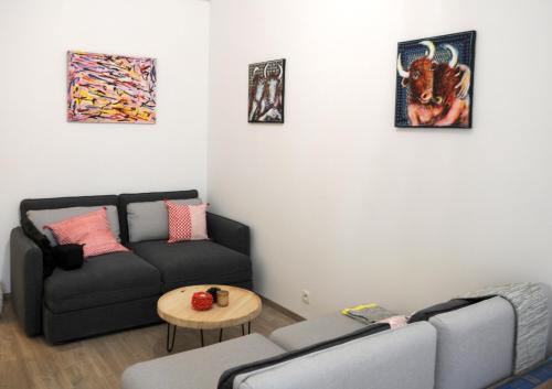 Appartement Design Nice Centre