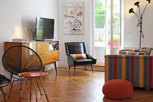 House / Maison Basque design Biarritz centre