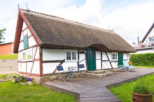 Ole Koot und Fischerkate Familie Holtz