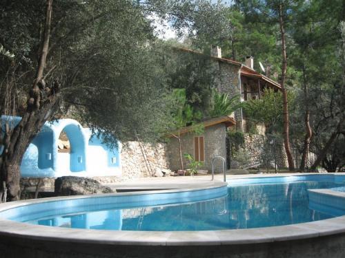 TASEVI (Villa with Pool) Sea and Mountain View