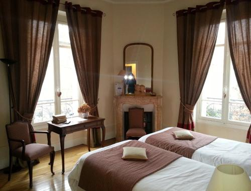 Chambres d'hôtes la Framboisine
