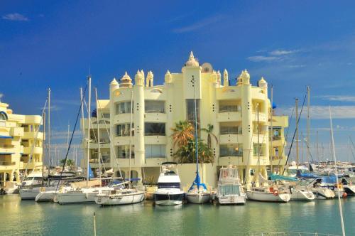 Luxury rentals Puerto marina Benalmadena