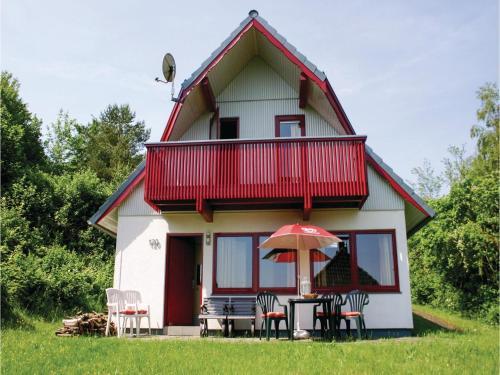 Three-Bedroom Holiday Home in Kirchheim