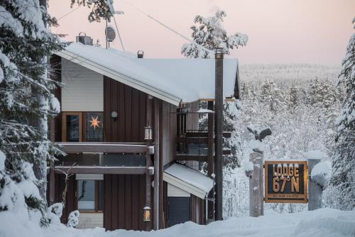 Lodge 67°N Lapland