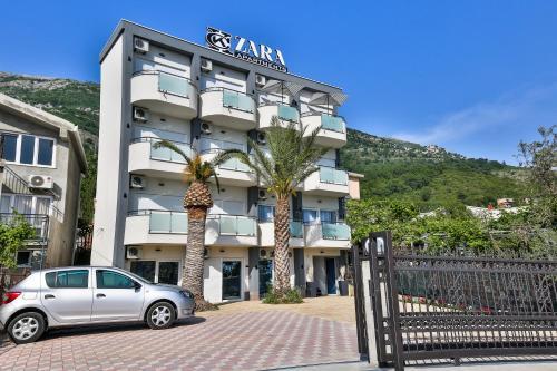 Zara apartmani Sutomore