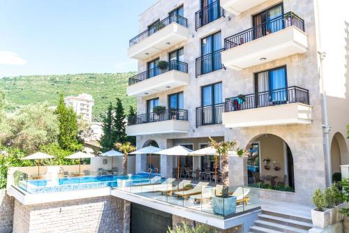 Los 10 mejores hoteles de 4 estrellas de Petrovac na Moru ...
