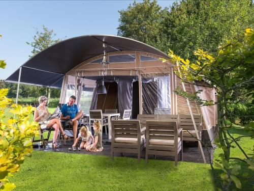 Country Camp camping Domaine de Mialaret