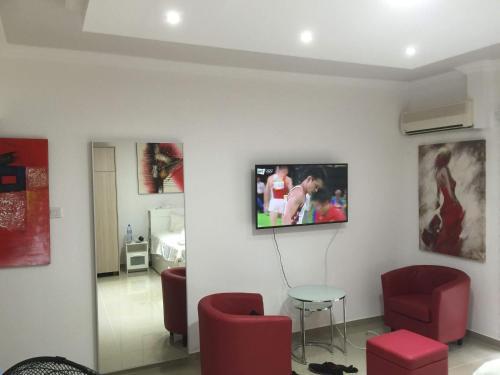 Paphos gardens-studio suite