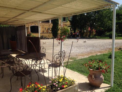 maison à la campagne