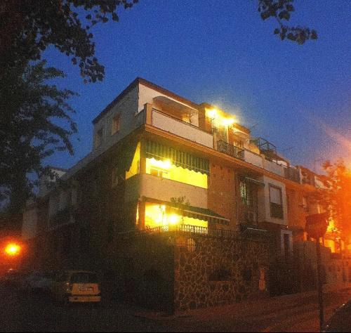 Pension Fitness Virgen Angustia