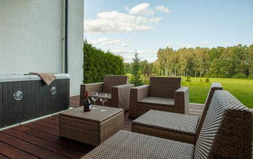 Vilnius Grand Town House On Golf
