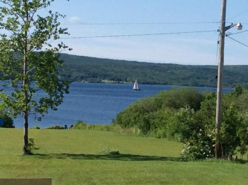 Bras d'Or Lakes Campground