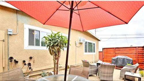 2.2 miles to Gaslamp,Downtown, Zoo. Great Value