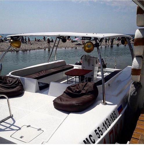 Boat room Sirius