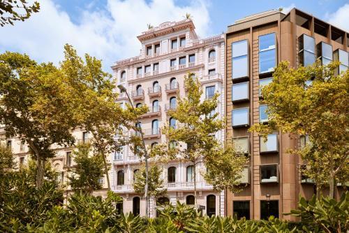 Die 10 Besten 5 Sterne Hotels In Barcelona Spanien Booking Com