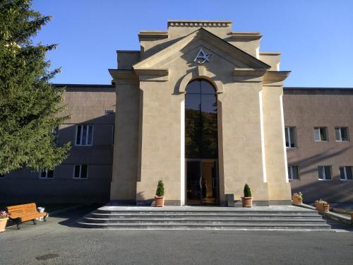 Health resorts Jermuk Ashkhar Sanatorium, Armenia - Booking com
