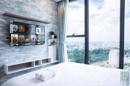 Lipbi Home - Central Luxury Apartment