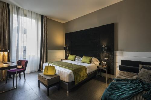 Description For A11y Rome Glam Hotel