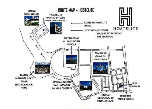 Hostelite Brunei
