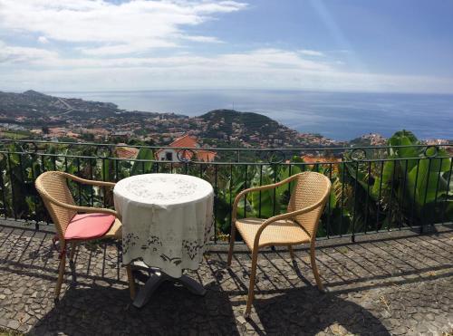 Madeira Adaları kır evleri. Madeira Adaları, Portekiz içinde ...