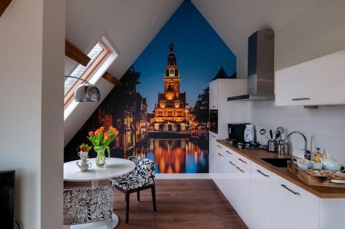 Penthouse city centre Alkmaar