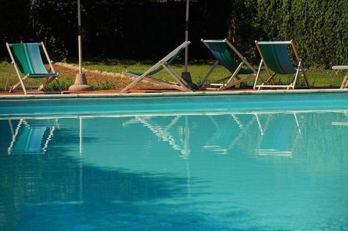Colle di Val d'Elsa Villa Sleeps 2 Pool WiFi