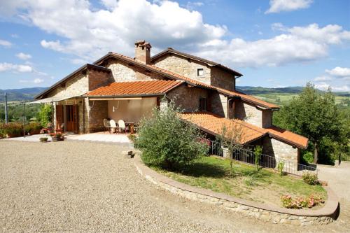 Borgo alla Collina Villa Sleeps 10 Pool WiFi