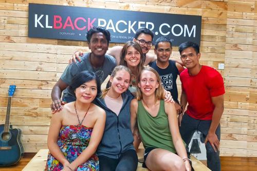 KLBackpacker.Com