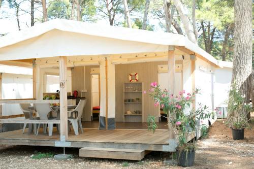 Glamping Tents | Losinj | Camp Čikat