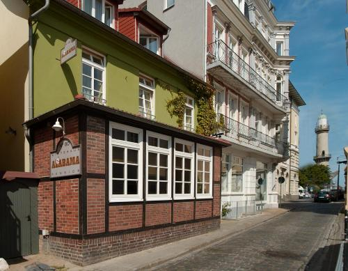 Die 10 besten hotels mit parkplatz in warnem nde for Warnemunde hotel pension