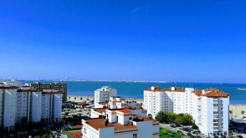 Apartamento con vistas a la Bahía.