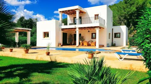 Los 10 mejores hoteles con piscina de Sant Carles de Peralta ...