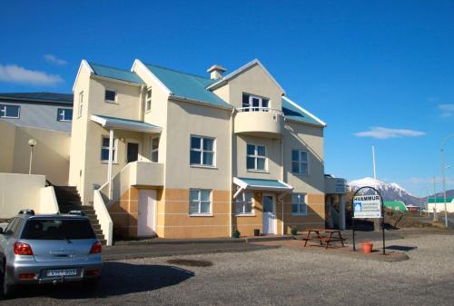 Hvammur Apartments