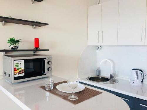 Apartment on Makhalina 10