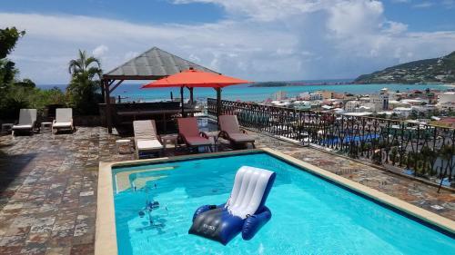 Caribbean Dream's Luxury Condo : ''White Angel''