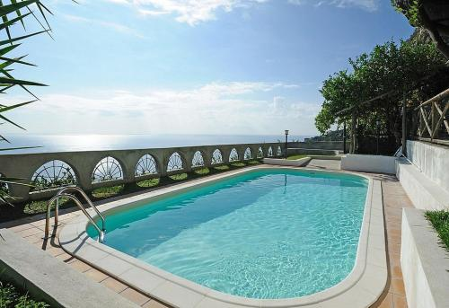 Conca dei Marini Villa Sleeps 6 Pool Air Con WiFi