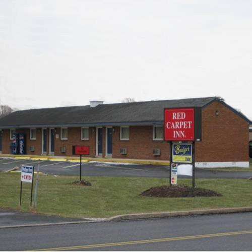 Red Carpet Inn - Allentown