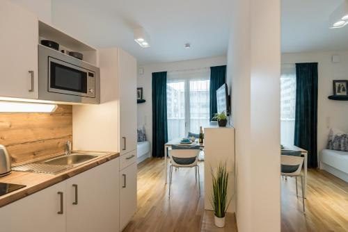 Serviced Apartment München-Messe/G