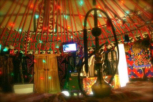 Ханский шатер